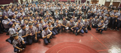Malaysia Scouts Association and Prem Rawat Sign Peace Pledge