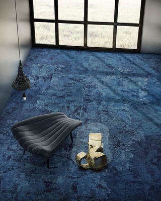 Interface Introduces Net Effect™, A Global Carpet Tile Collection That Reflects The Beauty In Sustainability