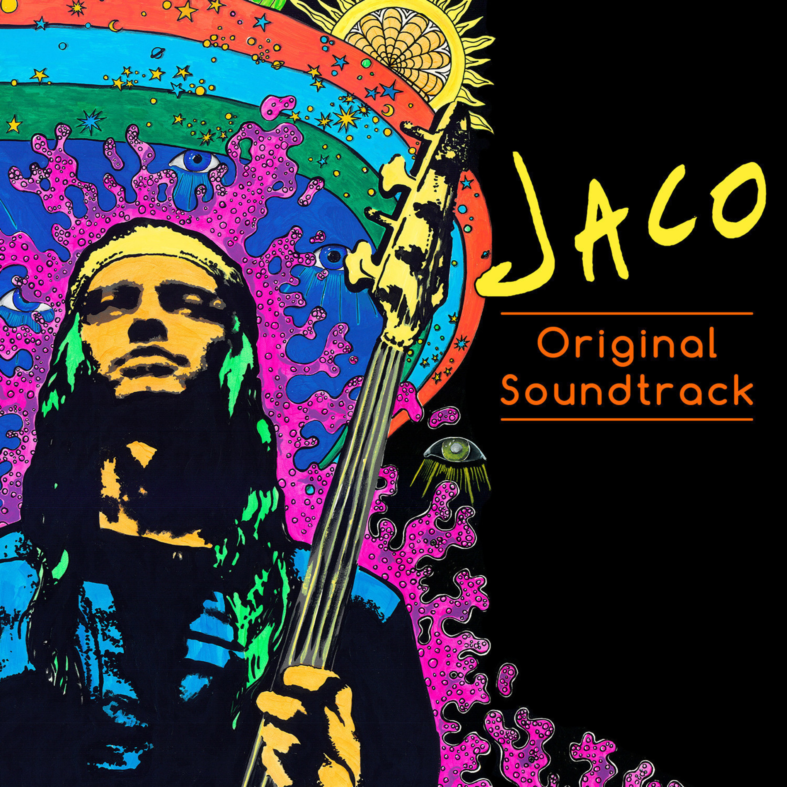 Legacy Recordings Set to Release JACO: Original Soundtrack on Friday, November 27, 2015 (Record Store Day Black Friday 2015)