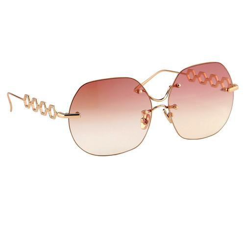 Diamond Sunglasses - image 2.  (PRNewsFoto/Key of Aurora)