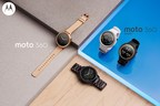 The New Moto 360 Collection: Giving you more choice with the watch that makes time for you.
