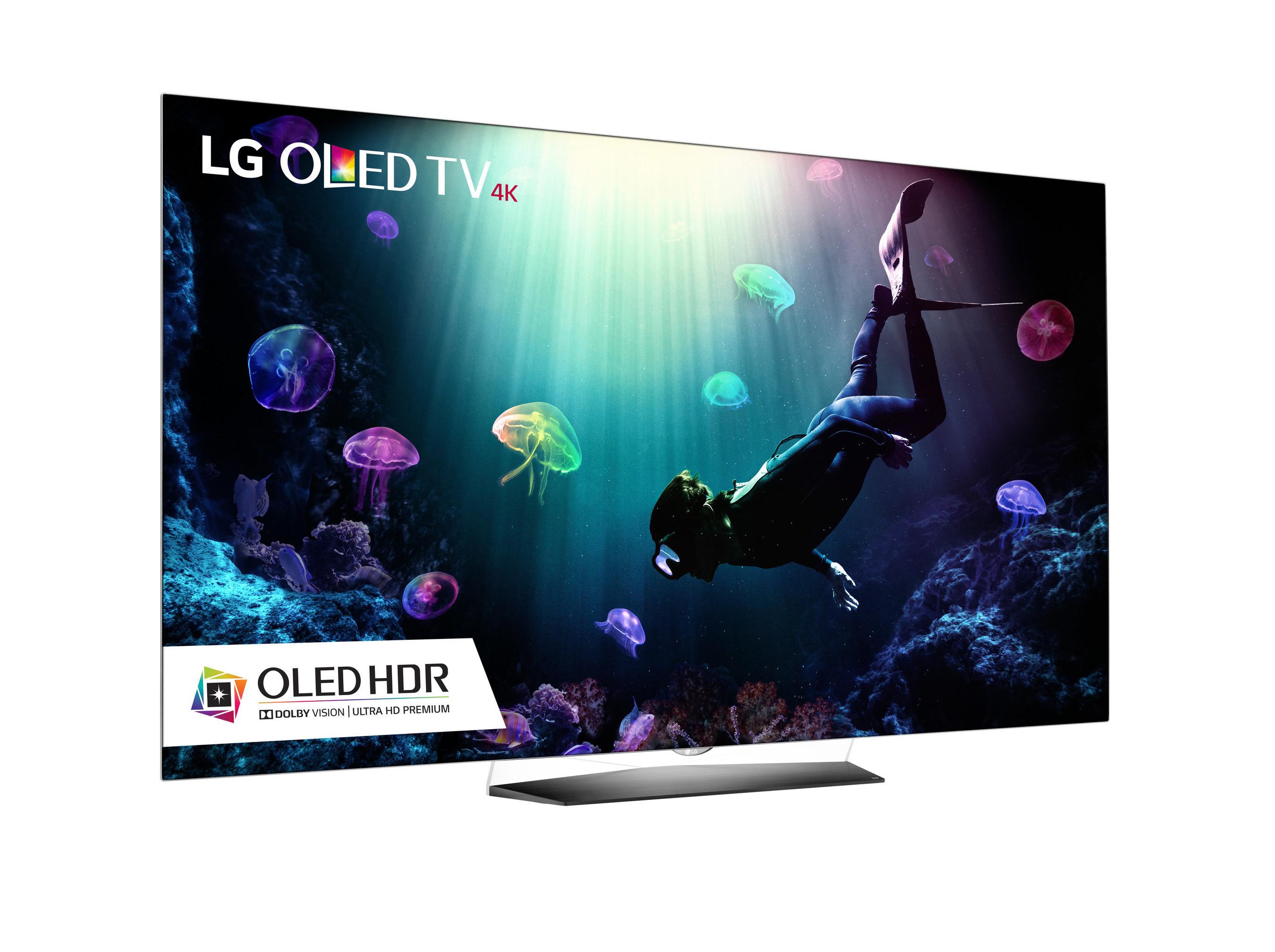B6P LG OLED 4K TV