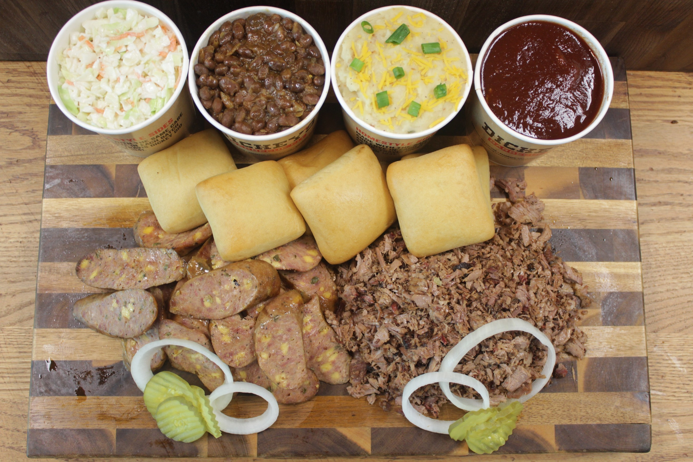 Todd Saperstein will open four Dickey's Barbecue Pit locations in Oregon.