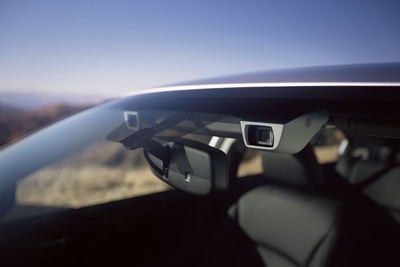 2015 Subaru Eyesight Driver Assistance System.  (PRNewsFoto/Subaru of America, Inc.)
