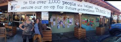 Isla Vista Food Cooperative (IV Food Co-op).  (PRNewsFoto/National Cooperative Bank)