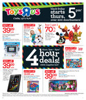 "Toys""R""Us Black Friday Circular"