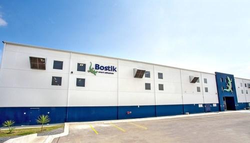 New Bostik Plant, Monterrey, Mexico (PRNewsFoto/Bostik)