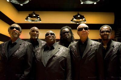 The Blind Boys of Alabama Sign To Sony Masterworks.  (PRNewsFoto/Sony Masterworks)