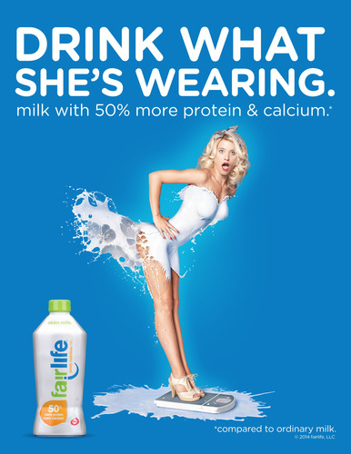 With its launch in the Twin Cities, the game-changing milk and arresting ad campaigns will be popping up in ...