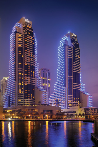 Grosvenor House, A Luxury Collection Hotel, Dubai.  (PRNewsFoto/Starwood Hotels & Resorts)