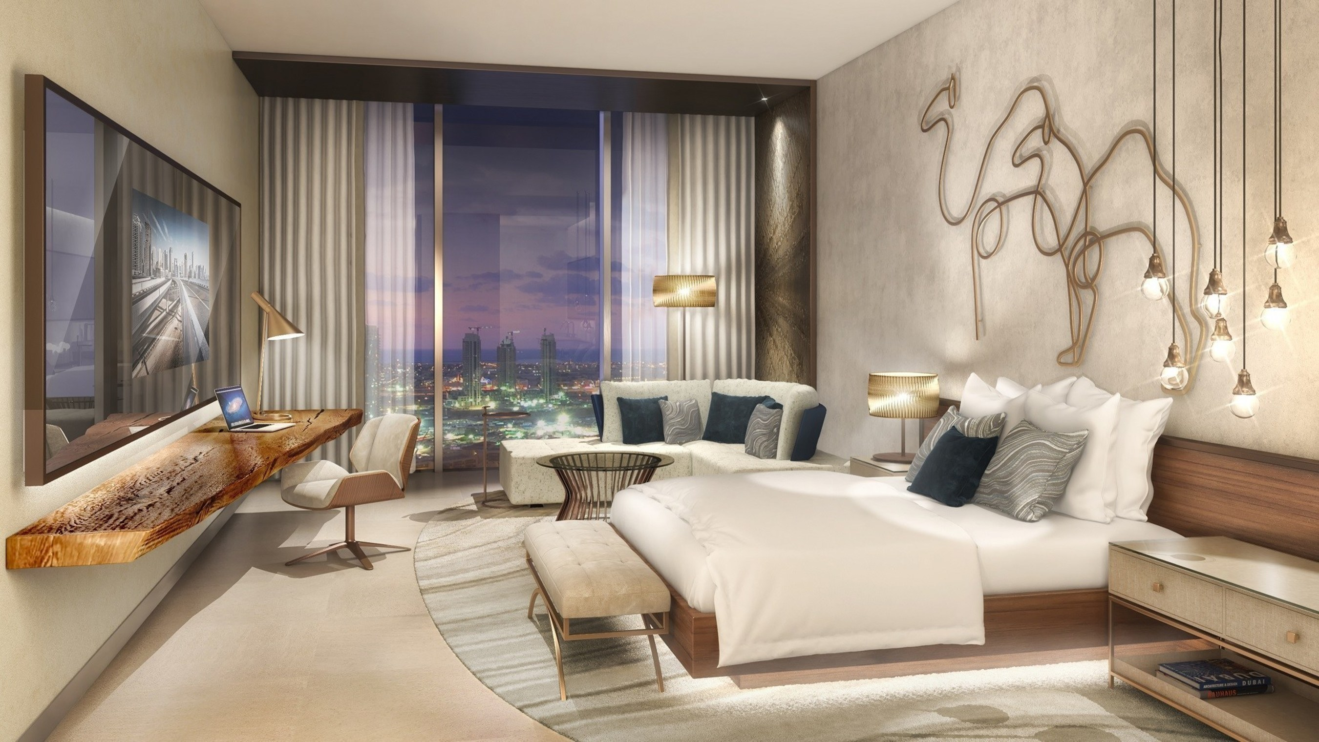 Marriott International Set to Open the First Renaissance Hotel in Dubai at the end of 2016.