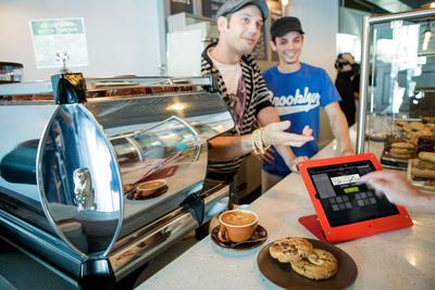 ShopKeep POS, the simplest way to make smarter business decisions for quick serve restaurants.  (PRNewsFoto/ShopKeep POS)