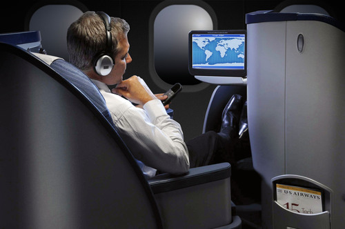 US Airways to Upgrade International Experience for Customers