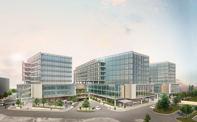 SECO Development, Inc. stellt Southport Waterfront Corporate Campus am Lake Washington vor