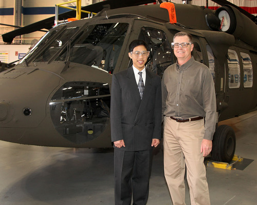 Indiana Student Wins Second Annual Sikorsky Helicopter 2050 Challenge