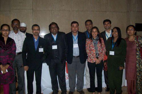 MRSS india team's Jyotsana Bohra, Pravin Thali, Mani Kalsi , Sarang Panchal, Raj Sharma, Gaurav Joshi, Salil Khadikar, Meghna Mathur, Rashid, Bhawana Sinha, Vibha Bhilawadikar. (PRNewsFoto/Majestic MRSS)