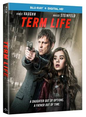 From Universal Pictures Home Entertainment: Term Life