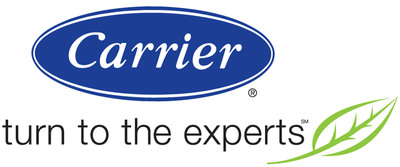 Carrier logo.  (PRNewsFoto/Carrier Corp.)