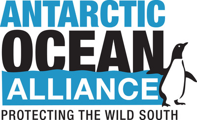 Antarctic Ocean Alliance Logo (PRNewsFoto/Antarctic Ocean Alliance)
