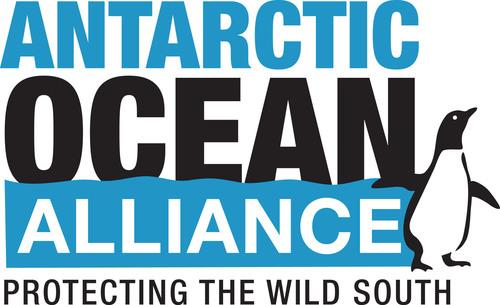 Antarctic Ocean Alliance Logo (PRNewsFoto/Antarctic Ocean Alliance)
