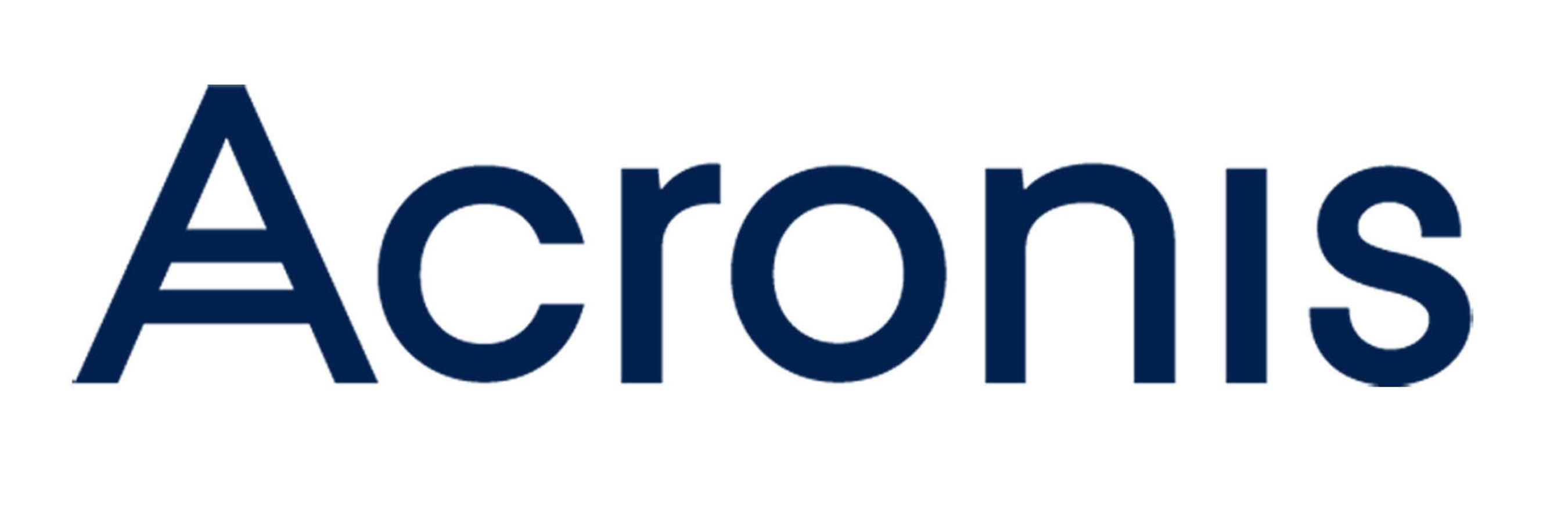 Independent Research Firm Network Testing Labs Finds Acronis Backup 12 is Two Times Faster than Closest Competitor