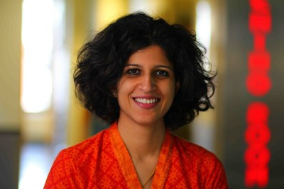 Angel Investor Shripriya Mahesh joins Omidyar Network.