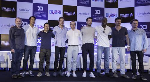 Star Trek Beyond Filming in Dubai (PRNewsFoto/Dubai Film and TV Commission) (PRNewsFoto/Dubai Film and TV Commission)
