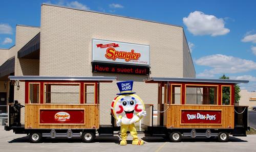 Visit the Spangler Candy Store.  (PRNewsFoto/Spangler Candy Company)