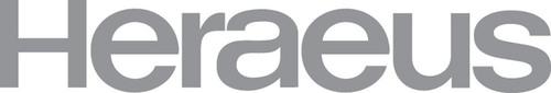 Heraeus Logo. (PRNewsFoto/Heraeus) (PRNewsFoto/HERAEUS)