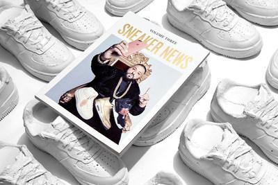 Sneaker News Magazine Vol. 3