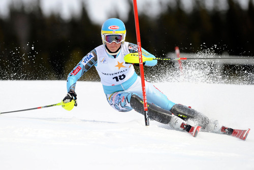 U.S. Ski Team's Mikaela Shiffrin Partners with Barilla.  (PRNewsFoto/Barilla)