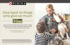 Nestlé Purina PetCare Company Celebrates Veterans Day with Three-Day Celebration and Highlights Job Opportunities for Veterans