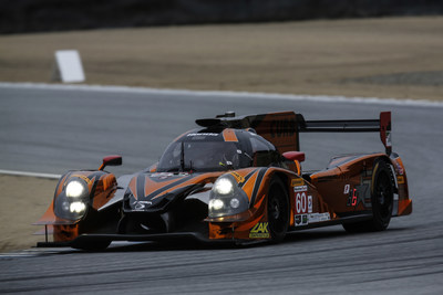 The Honda-powered Michael Shank Racing duo of John Pew and Ozz Negri won today's Continental Tire Monterey Grand Prix, Honda's third win in four IMSA WeatherTech SportsCar Championship events in 2016.