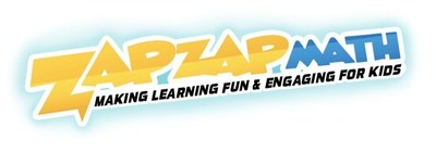 Zap Zap Math, a fun and engaging gamified math platform for students in grades K-6
