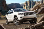 Courtesy Jeep has a huge selection of new and used vehicles including the highly-coveted 2013 Jeep Grand Cherokee near Wausau, Wisconsin.  (PRNewsFoto/Courtesy Motors)