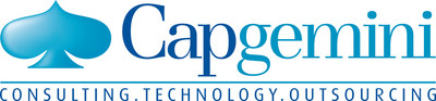 Capgemini Logo (PRNewsFoto/Capgemini)