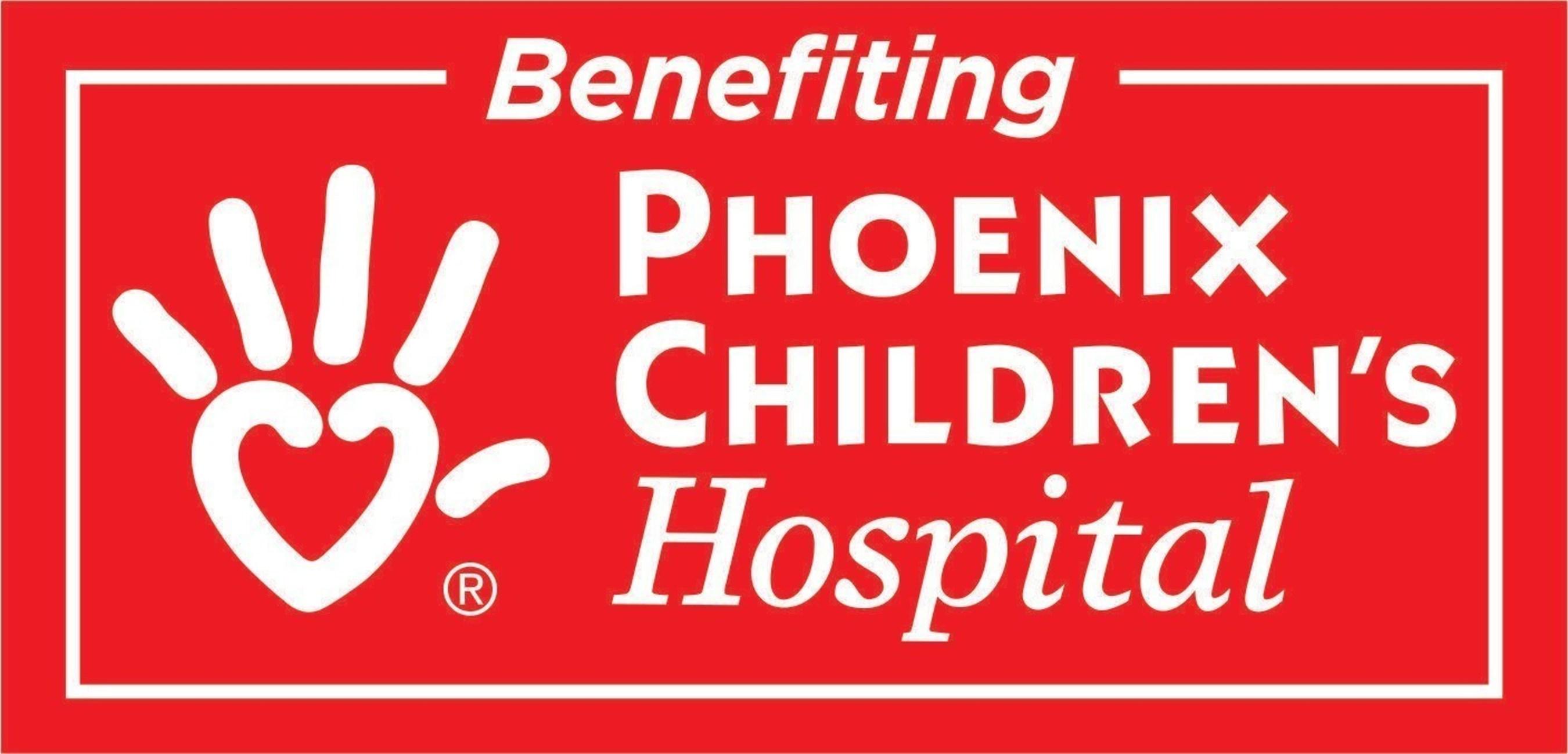 Phoenix Children's Hospital logo.