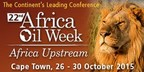 Meet Government Players at 22nd Africa Oil Week 2015 (PRNewsFoto/Global Pacific & Partners)