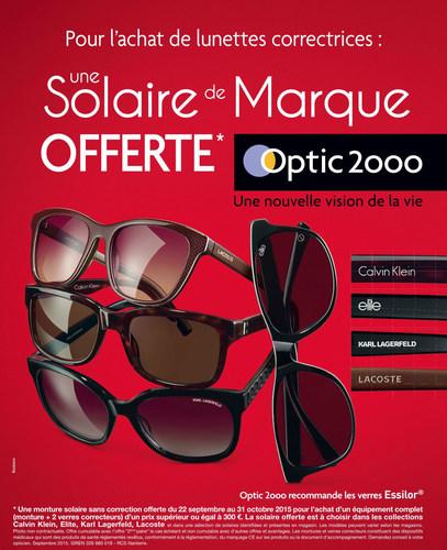 847297c7531eb Optic 2ooo Visual Campaign (PRNewsFoto/Optic 2ooo) (PRNewsFoto/Optic 2ooo)