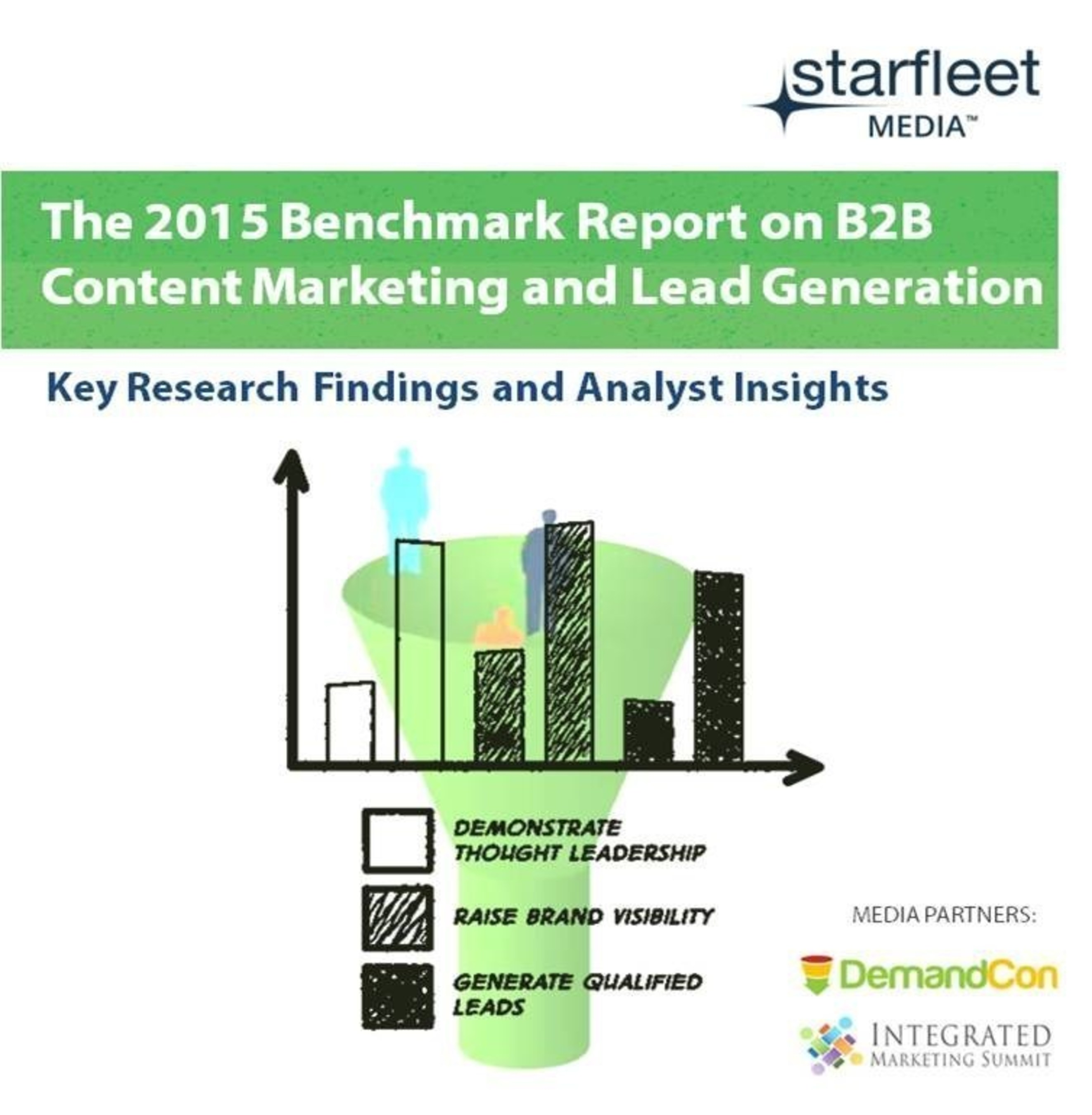 Starfleet Media Releases Authoritative Study on B2B Content Marketing and Lead Generation