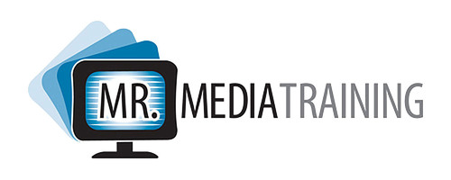 Mr. Media Training logo. (PRNewsFoto/Mr. Media Training)