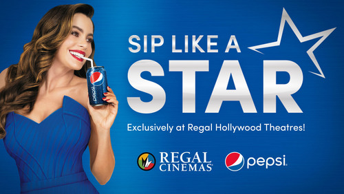 Pepsi gives guests of selected Regal Hollywood Theatres the chance to win a once-in-a-lifetime Oscars ...