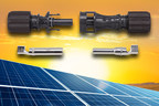 New PV Connector from Amphenol Meets the Three Highest Certification Standards on the Market (PRNewsFoto/Amphenol Industrial Products)