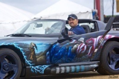 Custom Restored Hennessey Viper Venom 500 to Be Auctioned Benefiting Lone Survivor Foundation