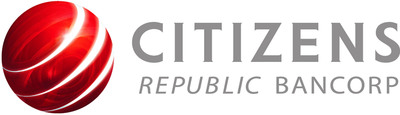 Citizens Republic Bancorp logo.  (PRNewsFoto/Citizens Republic Bancorp)