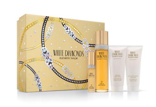Scentsational White Diamonds Elizabeth Taylor Gifts