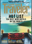 Conde Nast Traveler Announces The 2013 Hot List: The Best New Hotels And Spas In The World