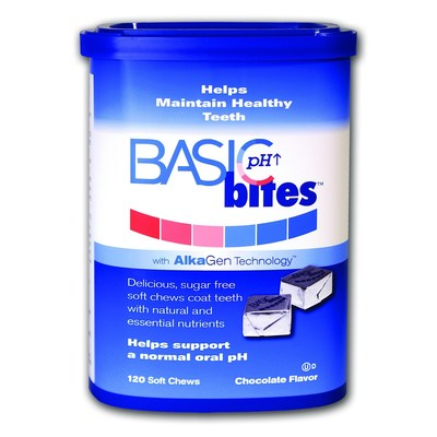 BasicBites(R) 120 Soft Chew Carton