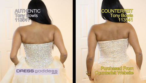 China Scams Teenage Girls With Counterfeit Prom Dresses [Video]