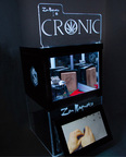 New custom POS display with video screen (PRNewsFoto/Zen Magnets, LLC)